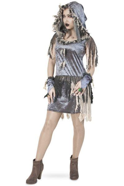 Sexy Zombie bruidskleedje