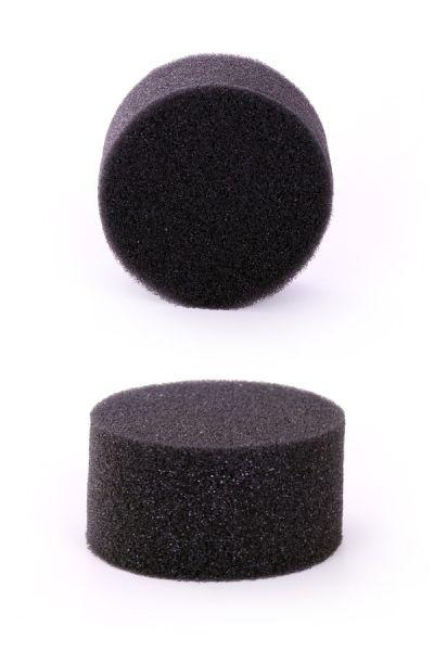 Sminkspons zwart