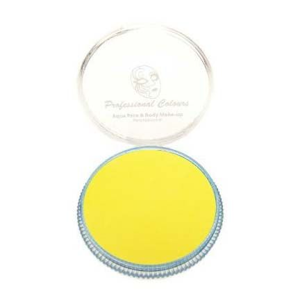PXP Aqua face & body paint Sunflower Yellow