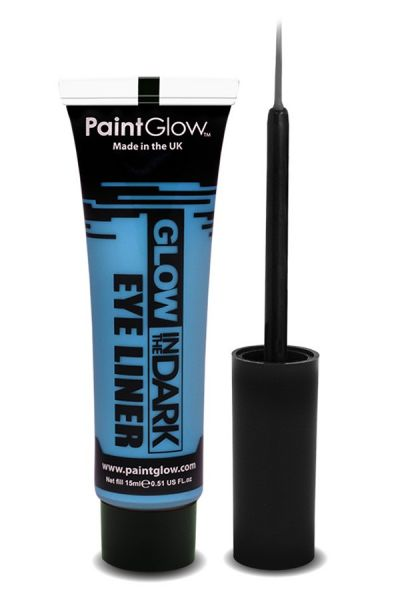 PaintGlow in the dark eyeliner UV neon blauw