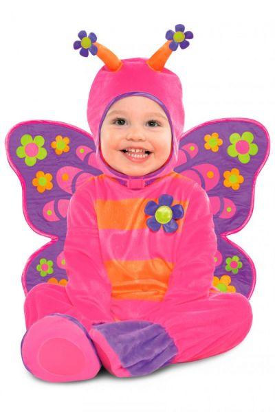 Vlindertje kostuum kinderen 12-18 maanden