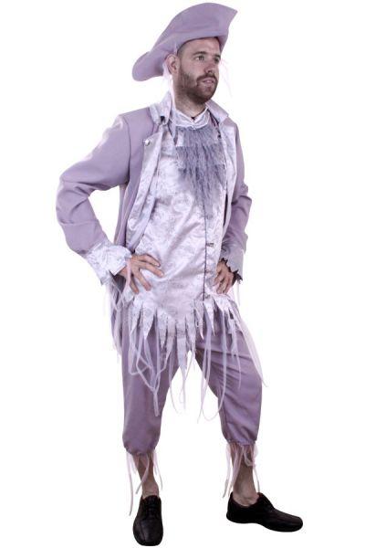 Victoriaanse geest kostuum