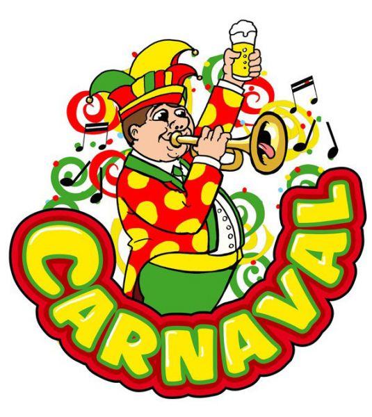 Raamsticker muzikant trompet rood geel groen