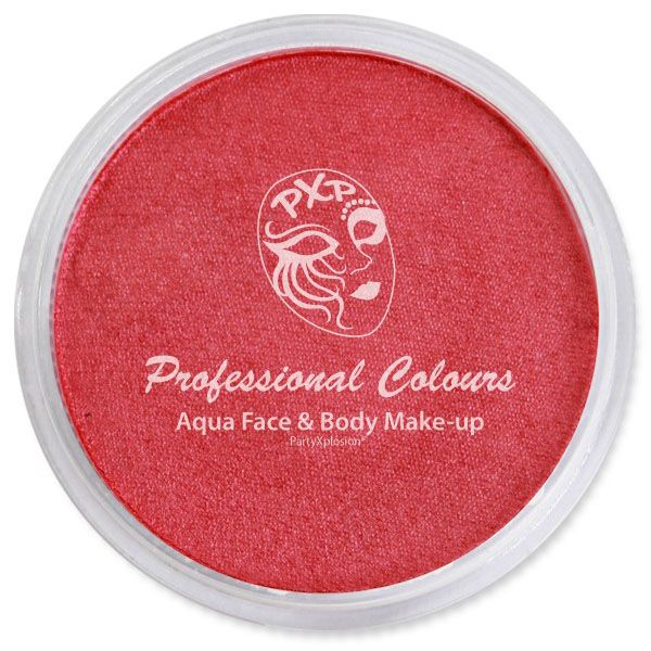 PartyXplosion schmink Pearl rood