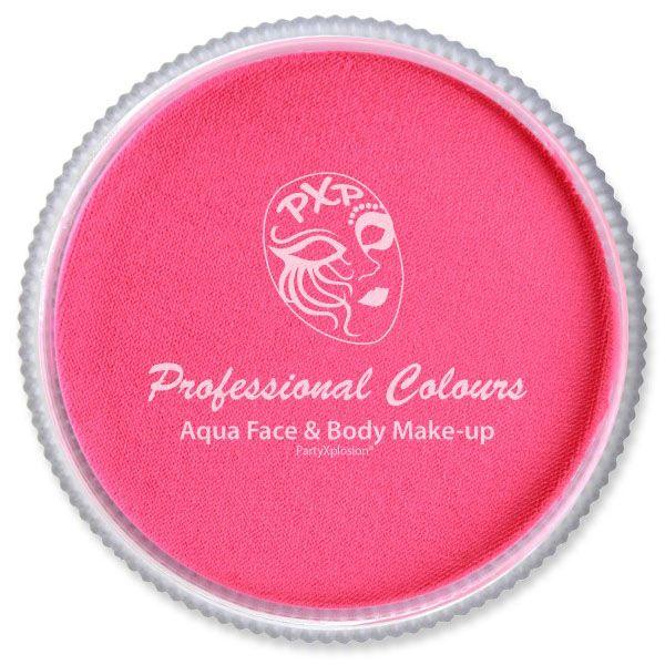 PXP Aqua schmink fluor neon roze PartyXplosion