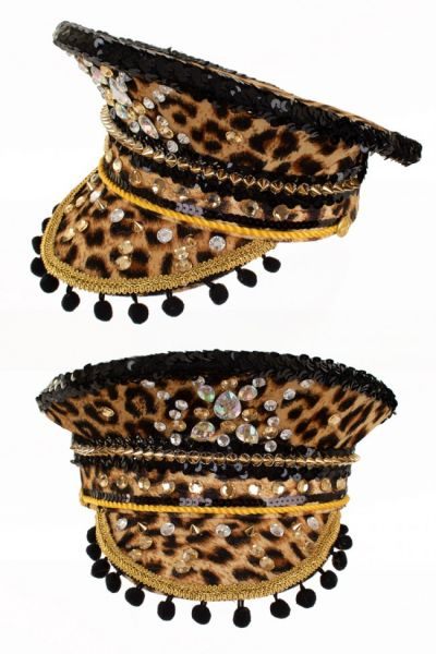 Foute bling bling panter pet