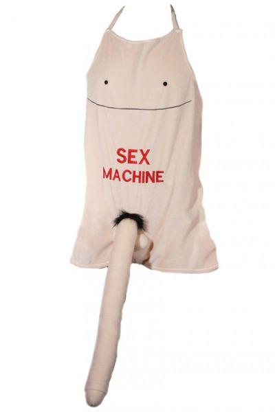 Keukenschort Sex machine