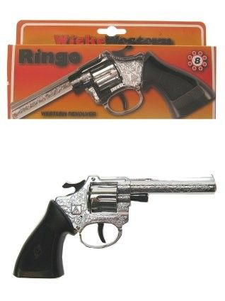 Cowboy Pistool Ringo 8 schots