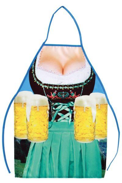Oktoberfest schabbe Dirndl bierschort