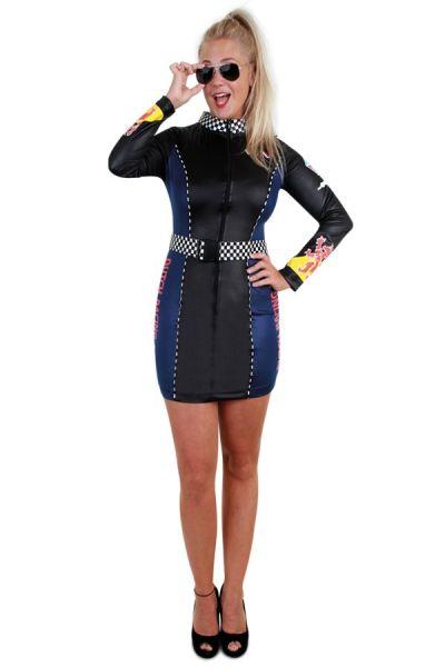 Kleedje Formule 1 Pitspoes dames