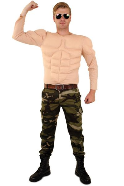 Stoer Bodybuilder hemd