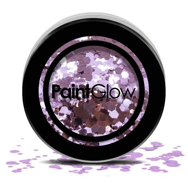 Chunky cosmetic glitters Helter Skelter