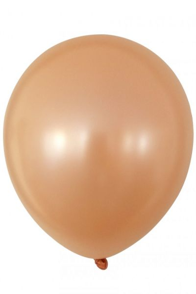 Ballonnen metallic Rosé goud