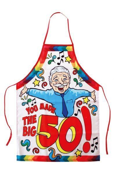 Keuken schorte Abraham you made the big 50