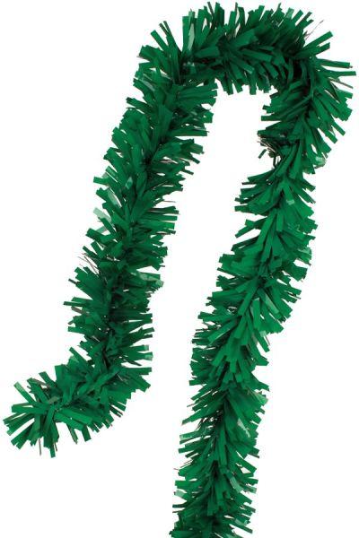 Groene Guirlande Folie gedraaid