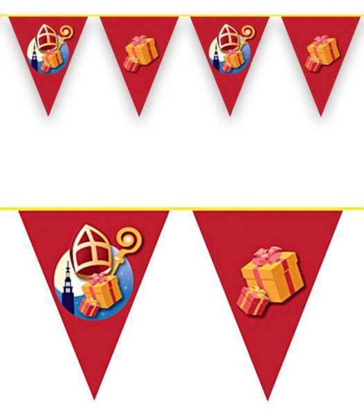 Vlaggenlijn Sinterklaas 36m