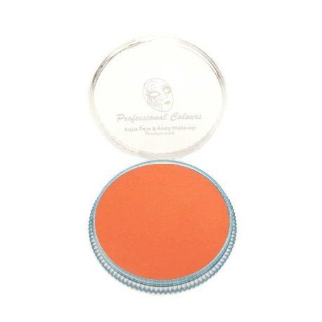 Aqua Pastel orange face paint FSWS-401F PartyXplosion