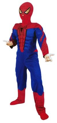 Spiderman III outfit kind