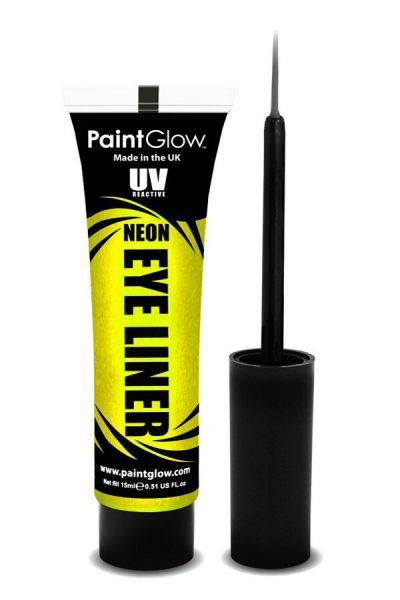 PaintGlow NEON Eyeliner yellow
