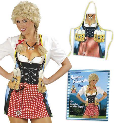 Oktoberfest kledij Bierschort Bayern Zenzi