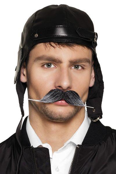 Pilotensnor grijs