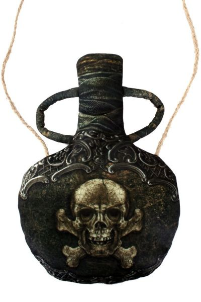 Tas piraten flacon drinkfles