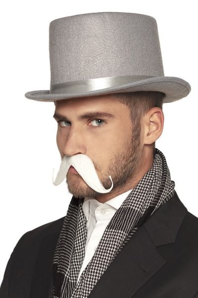 Witte snor Graaf