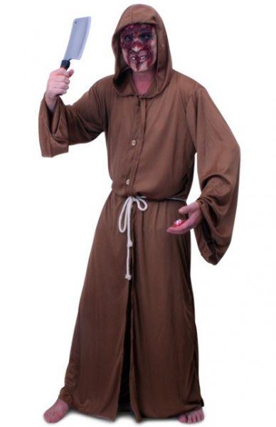 Horror cape monnik outfit