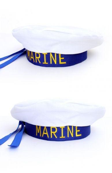 Matrozen baret marine schipper