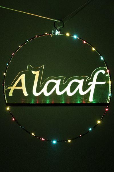 Deur- raamverlichting Alaaf