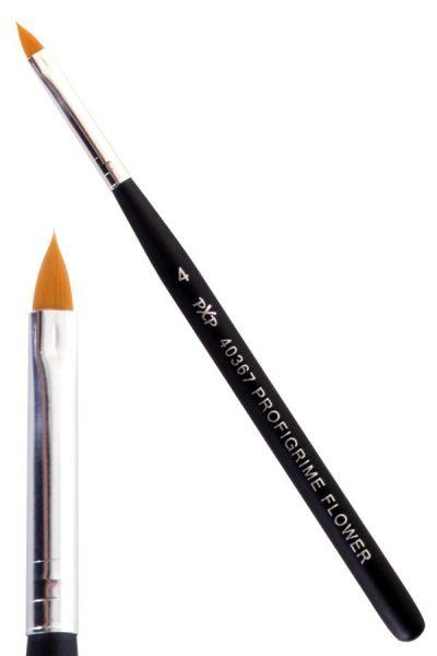 PXP penseel bloem synthetisch profigrime maat 4
