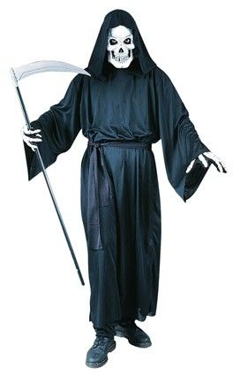 Horror de dood outfit kledij