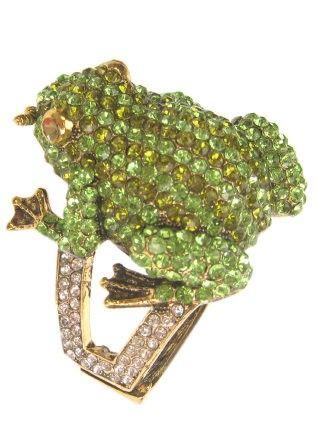 Armband met kikker