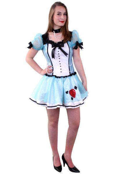 Wonderfull Alice sexy kleedje