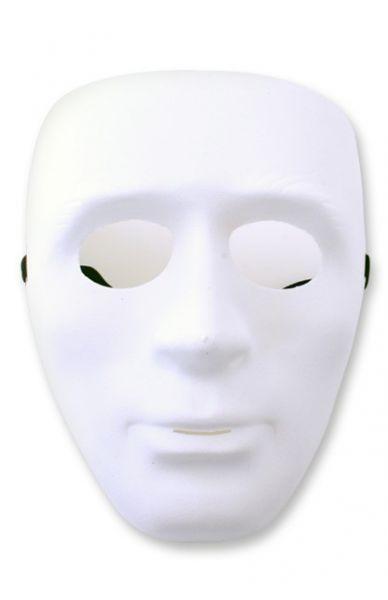 Luxe schminkmaskers wit