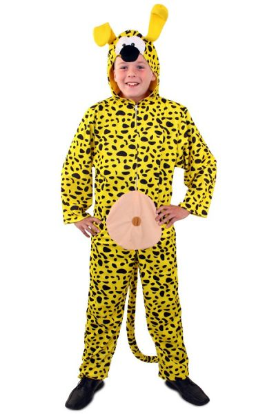Marsupilami strips outfit kind