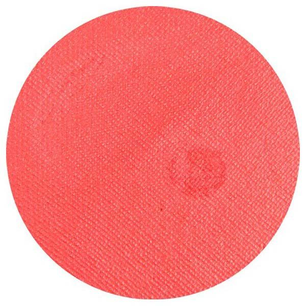 Superstar schmink kleur 133 Interfer rood Shimmer